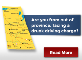 Out Of Province DUI